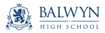 Balwyn High School Logo